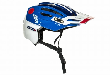 casque urge endur o matic 2 rh bleu blanc
