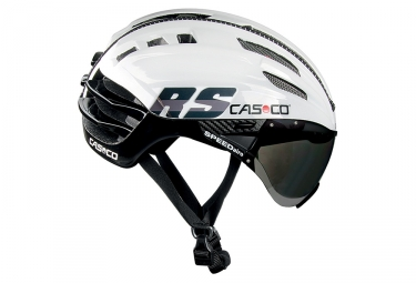 casque aero casco speedairo rs blanc noir