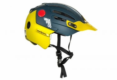 casque urge endur o matic 2 bleu jaune