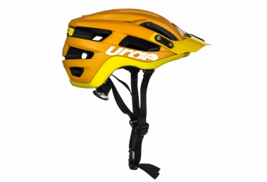 casque vtt urge seriall orange