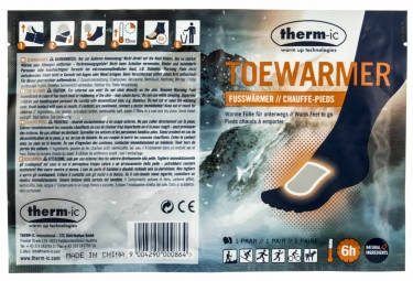 chauffe pieds therm ic toewarmer