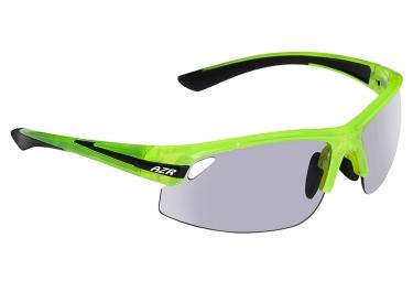 paire de lunettes azr vert gris