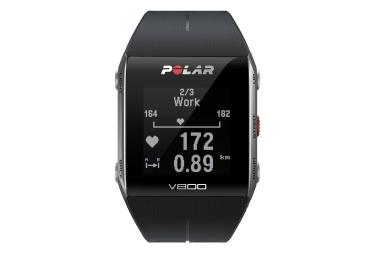 montre cardio polar v800 cardio noir
