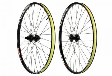 paire de roues asterion ztr arch mk3 27 5 15x100mm 142x12mm sram xd