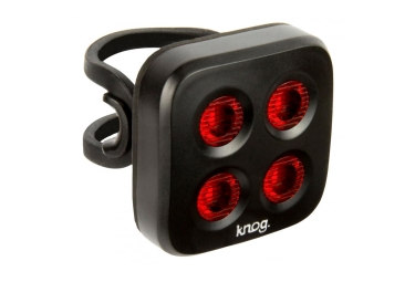 lampe arriere knog blinder mob the face noir