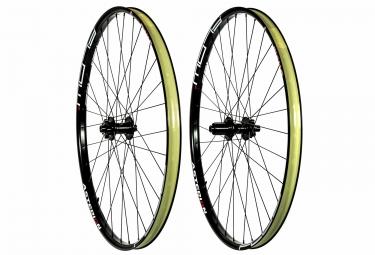 paire de roues asterion notubes ztr flow mk3 27 5 15x100mm 12x142mm shimano