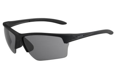 lunettes bolle flash matte polarise noir gris