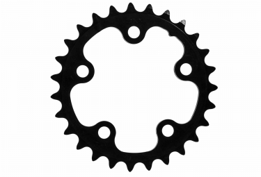 plateau vtt rotor noq interne 74mm noir