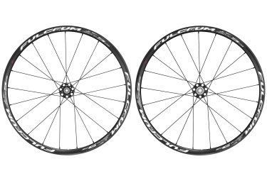 paire de roues fulcrum racing 5 disc corps shimano sram noir