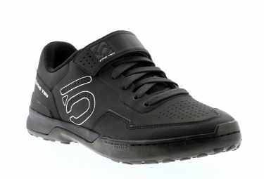 chaussures vtt five ten kestrel lace noir carbone