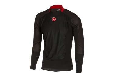 maillot castelli proseco wind gris