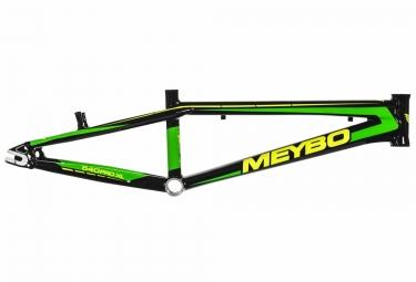 cadre bmx race meybo holeshot 2017 noir jaune vert