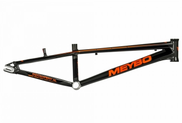 cadre bmx race meybo holeshot gris orange