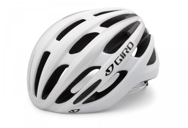 casque giro foray mips blanc argent