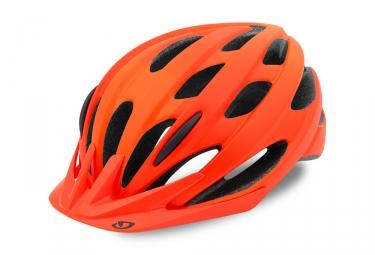 casque giro revel orange