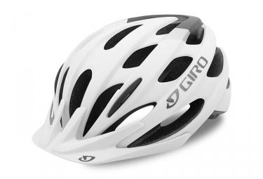 casque giro revel blanc gris