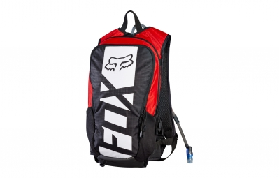 sac hydratation fox small camber race 10l rouge noir