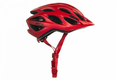 casque bell tracker rouge
