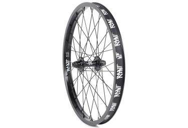 roue avant rant party on noir