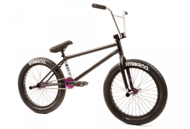 bmx freestyle fit begin 3 freecoaster noir 2017