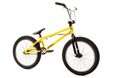 bmx freestyle fit prk jaune 2017