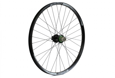 roue arriere hope tech enduro pro 4 27 5 boost 12x148 mm corps shimano sram noir