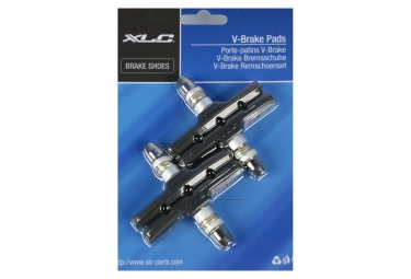 paire de patins v brake xlc bs v01 70mm pack de 2
