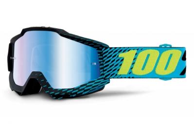 masque 100 accuri r core bleu ecran mirror bleu