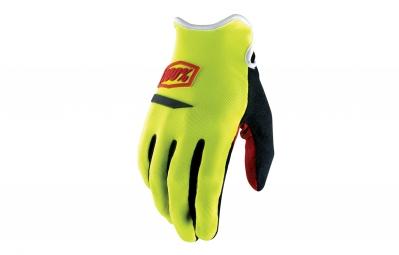 gants longs 100 ridecamp jaune