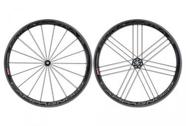 paire de roues campagnolo bora ultra 35 dark boyaux corps campagnolo