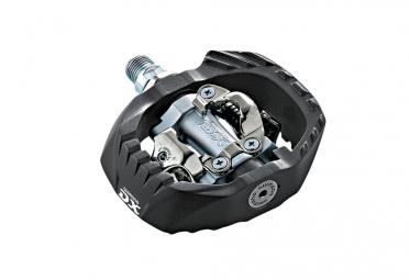 shimano paire de pedales dx m647 noir
