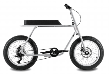 coast cycles velo ruckus blanc