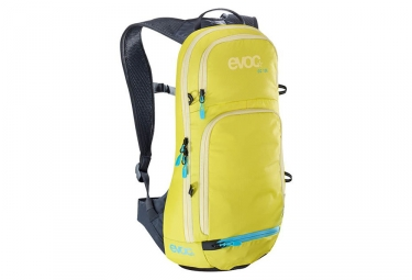 sac evoc cross country 10l poche 2l jaune