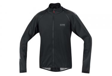 veste gore bike wear phantom 2 0 windstopper soft shell noir