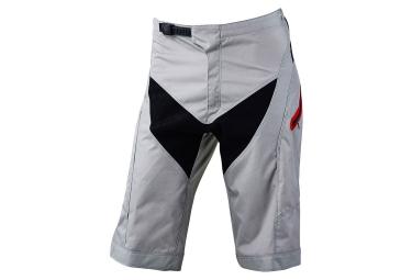 troy lee designs 2016 short moto gris