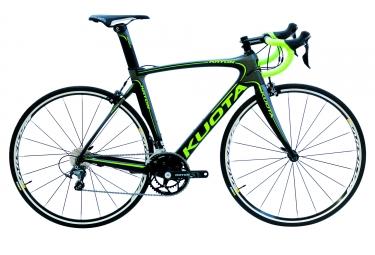 velo de route kuota 2017 kryon shimano ultegra 6800 11v noir vert
