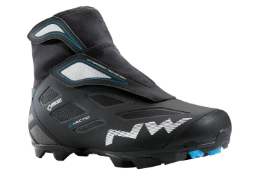 paire de chaussures northwave celsius arctic 2 gtx noir bleu