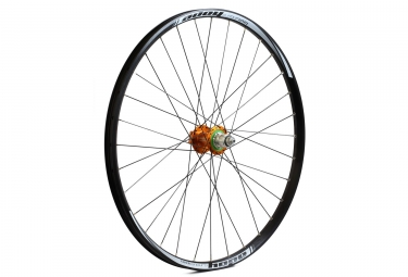 roue arriere hope tech enduro pro 4 29 9x135mm corps sram xd orange