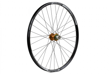 roue arriere hope tech enduro pro 4 29 9x135mm corps shimano sram orange
