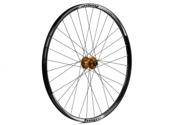 roue avant hope tech enduro pro 4 29 9x100mm orange