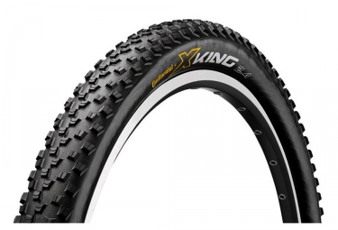 pneu continental x king 29 tubetype souple racesport blackchili