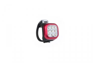 lampe avant knog blinder mini niner rouge