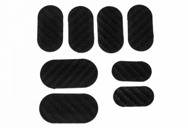 protection cadre lizard skins patch kit carbone