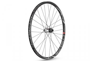 roue avant dt swiss ex 1501 spline one 27 5 20x110mm 6 trous 2017 noir