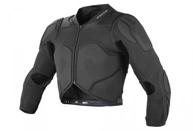 dainese veste de protection rhyolite jacket soft noir