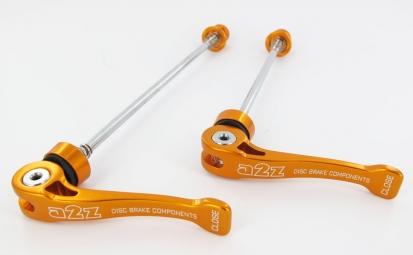 a2z serrages rapides axe cromo orange