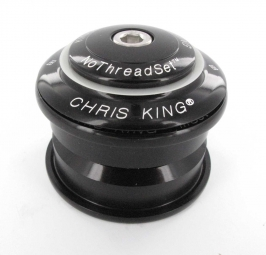 chris king jeu de direction semi integre 1 1 8 noir