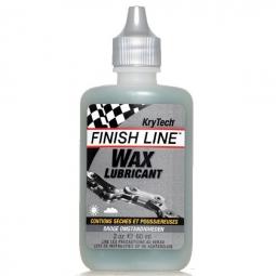 finish line lubrifiant a la cire krytech 60 ml