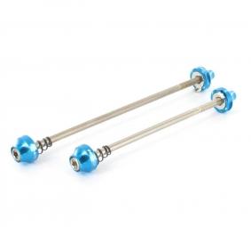 halo serrages de roues vis blue
