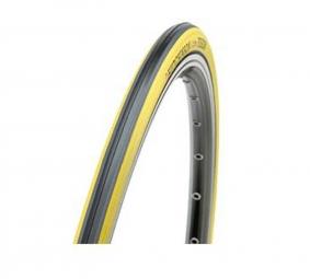 hutchinson pneu route fusion 3 700 x 23 noir gris jaune souple kevlar protech